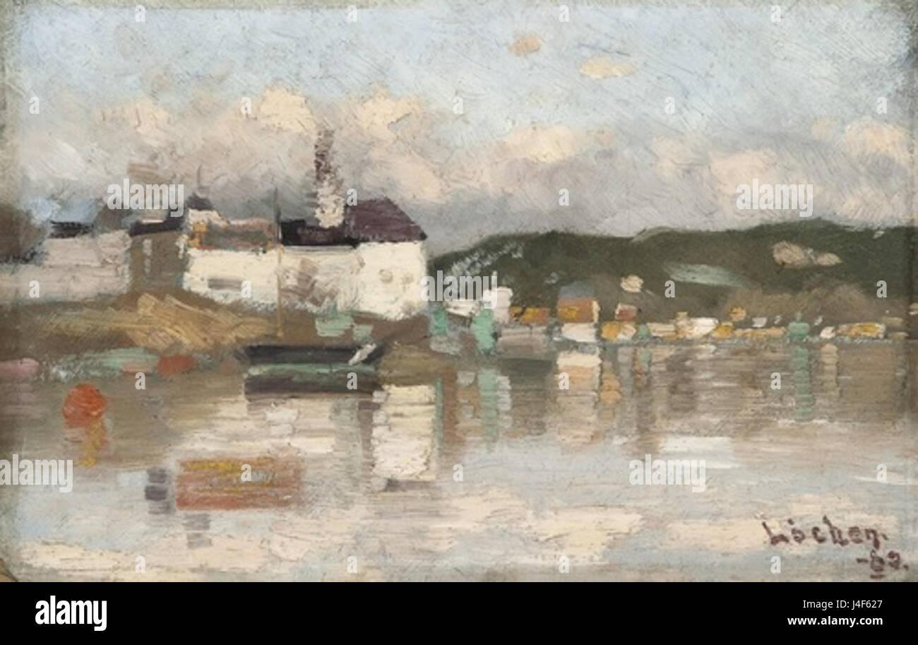 Lochen  Akershus - Stock Image