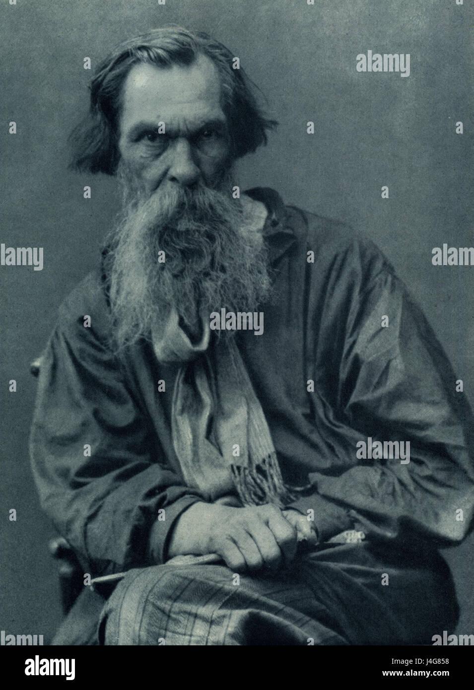 Savrasov 1890 s - Stock Image