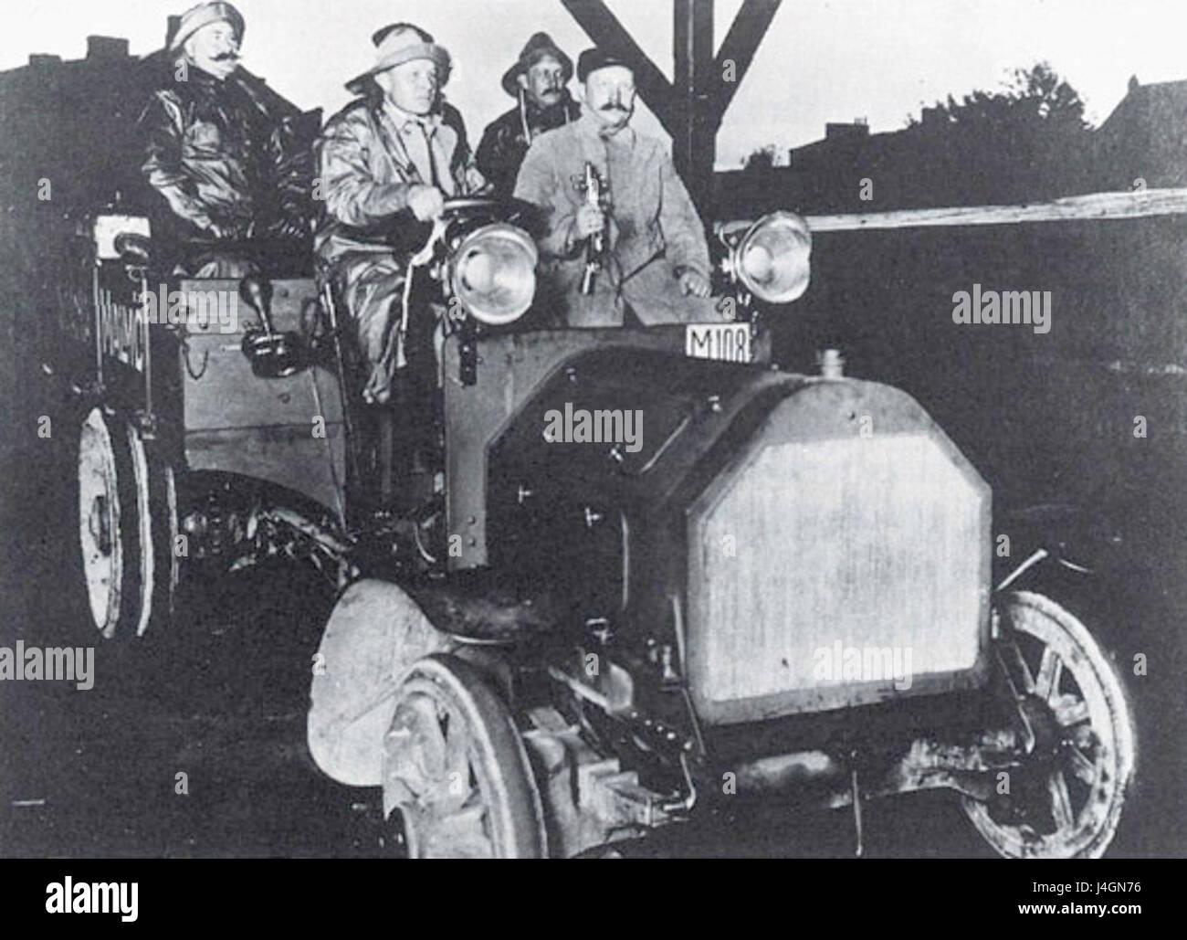 SCANIA test SKF lager 1909 150dpi - Stock Image