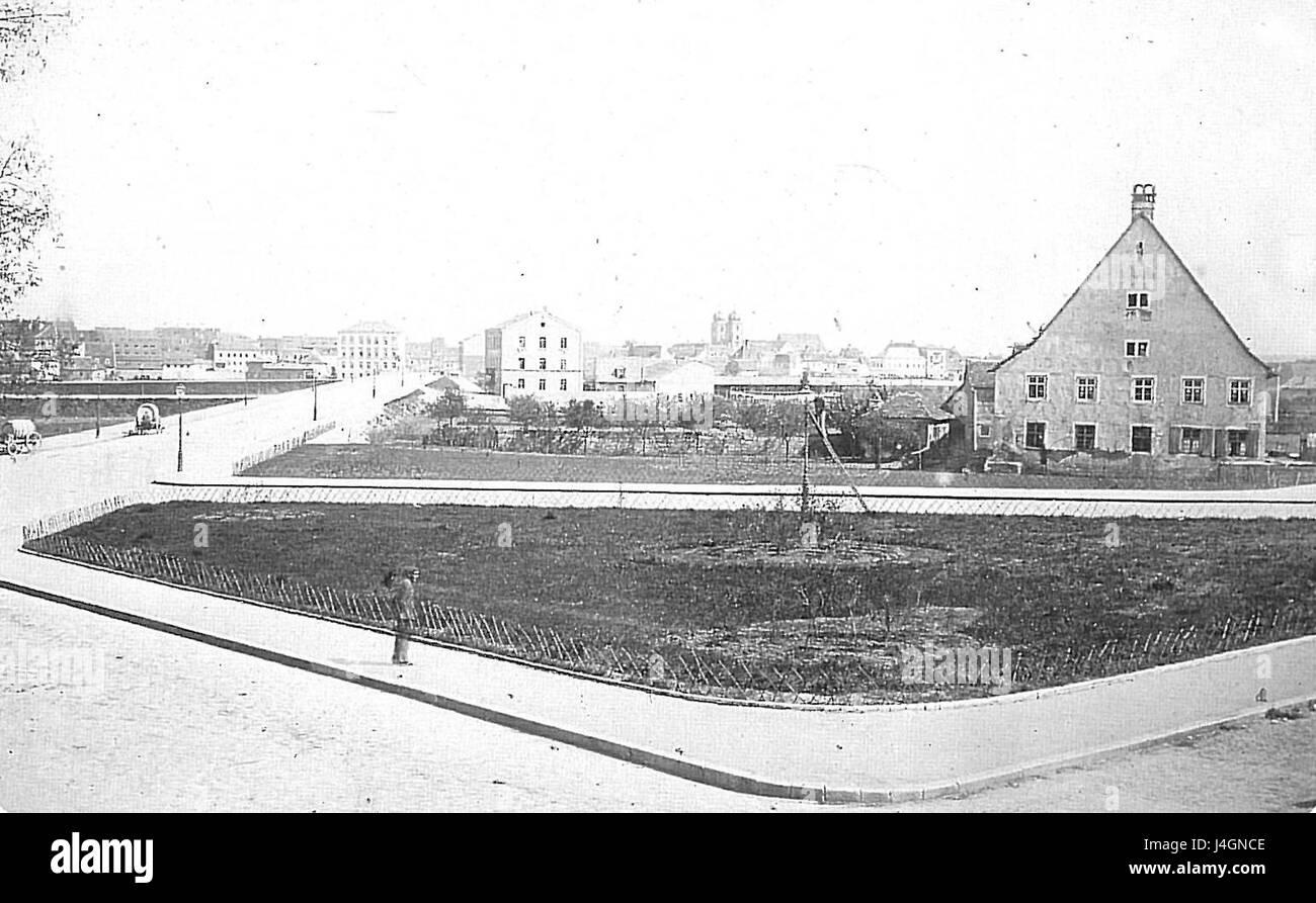 Salzlecke Bamberg 1867 71 Stock Photo