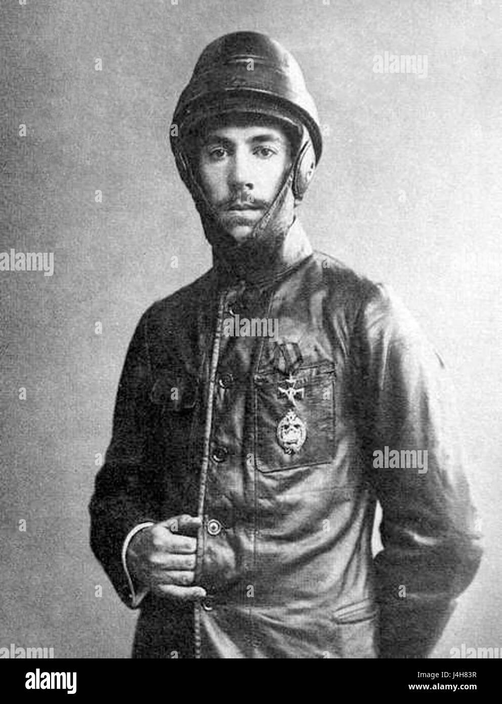 Sikorsky I.I. 1914. Karl Bulla - Stock Image