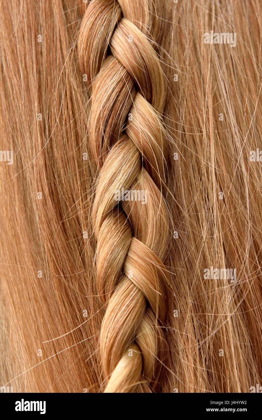 Hair - Stock Image