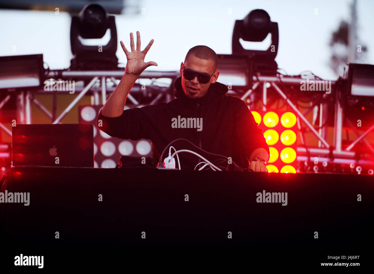 Afrojack Home