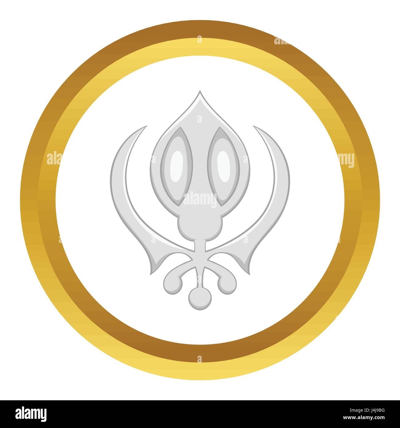 Sikhism Symbol Stock Photos Sikhism Symbol Stock Images Alamy