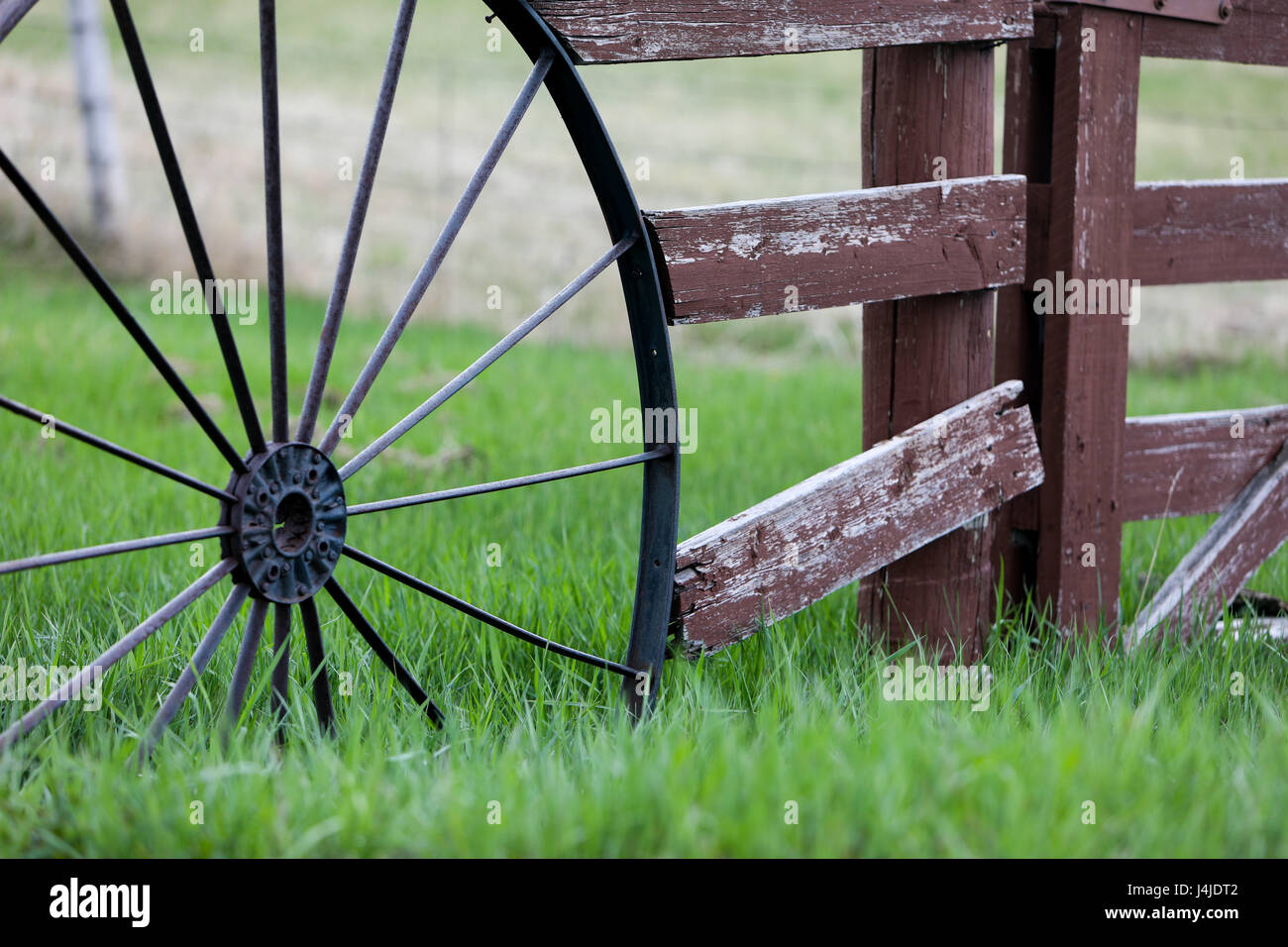 The Old Wagon Wheel Has Been Retired And Operates Now As ...