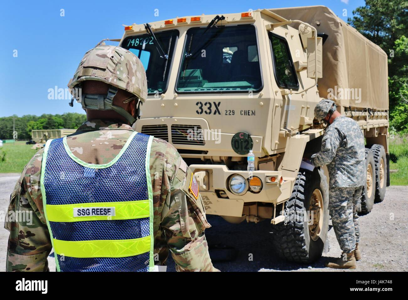 Army National Guard Soldiers Enrolled In The 88m Motor Transport - Us-army-88m