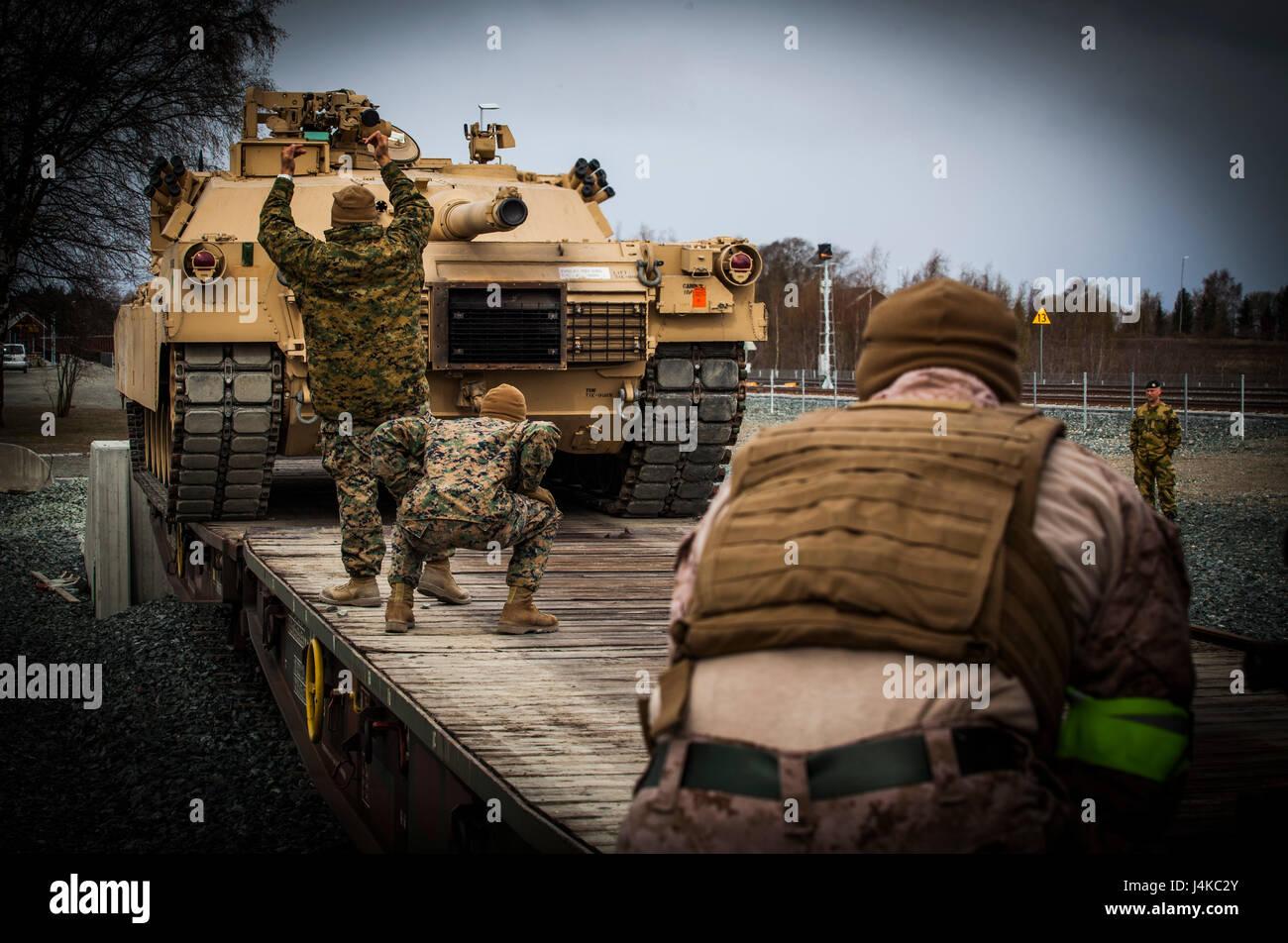 U.S. Marines with 2nd Transportation Support Battalion, Combat Logistics Regiment 2, 2nd Marine Logistics Group, Stock Photo