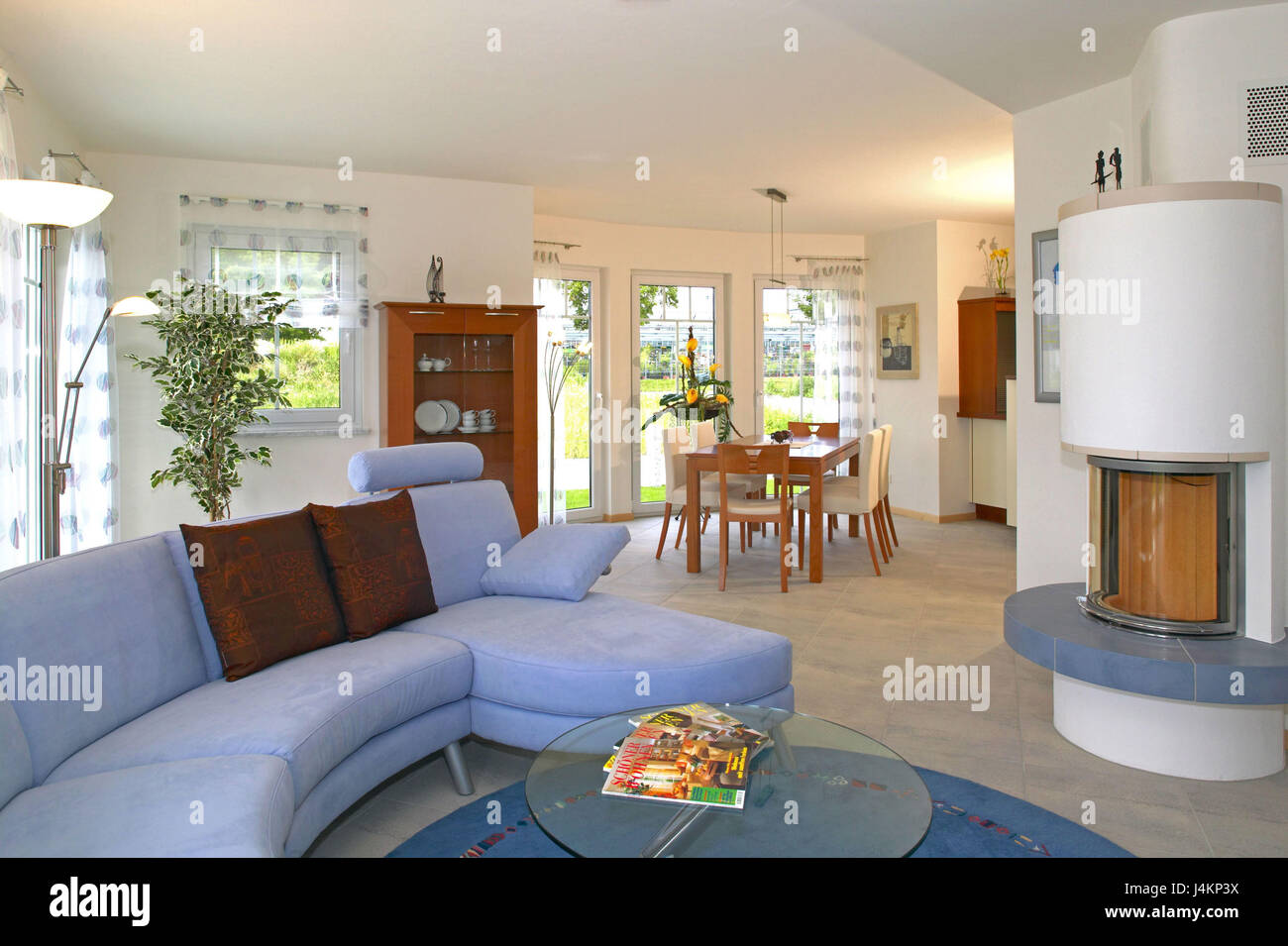 Single Family Dwelling Sitting Room Dining Room Flat