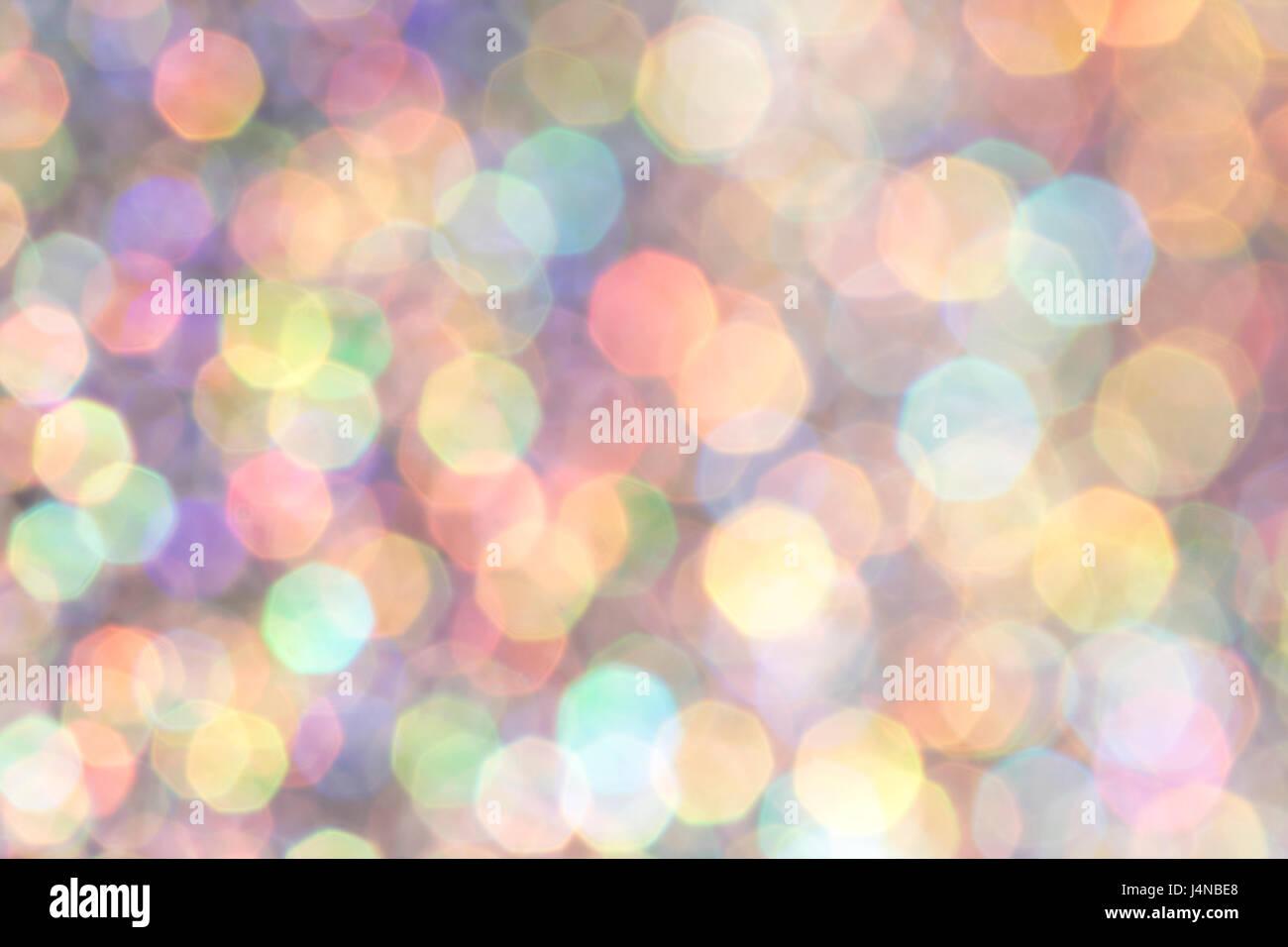 Pebble Style Holographic Background - Stock Image
