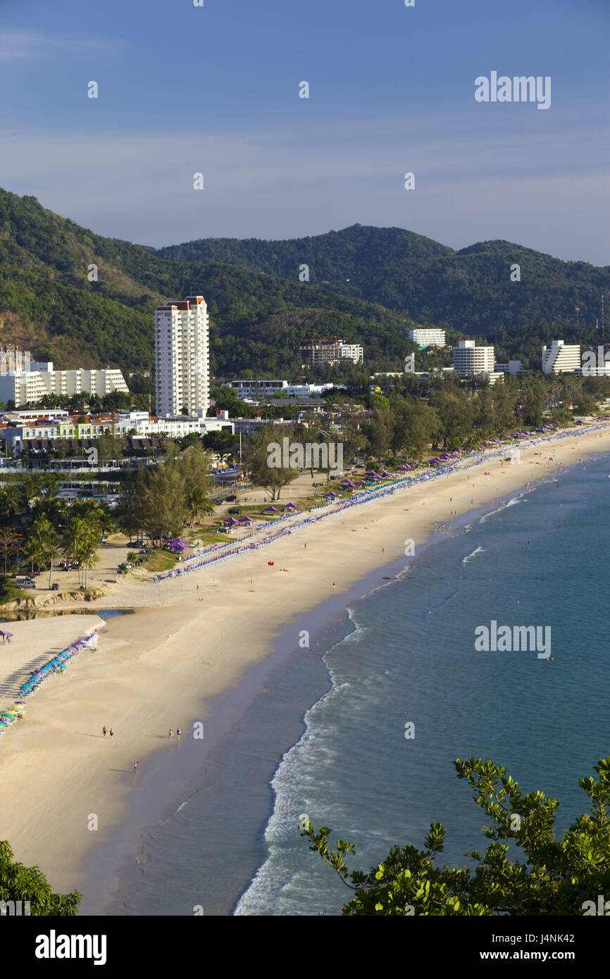 Thailand, Phuket, Karon Beach, - Stock Image