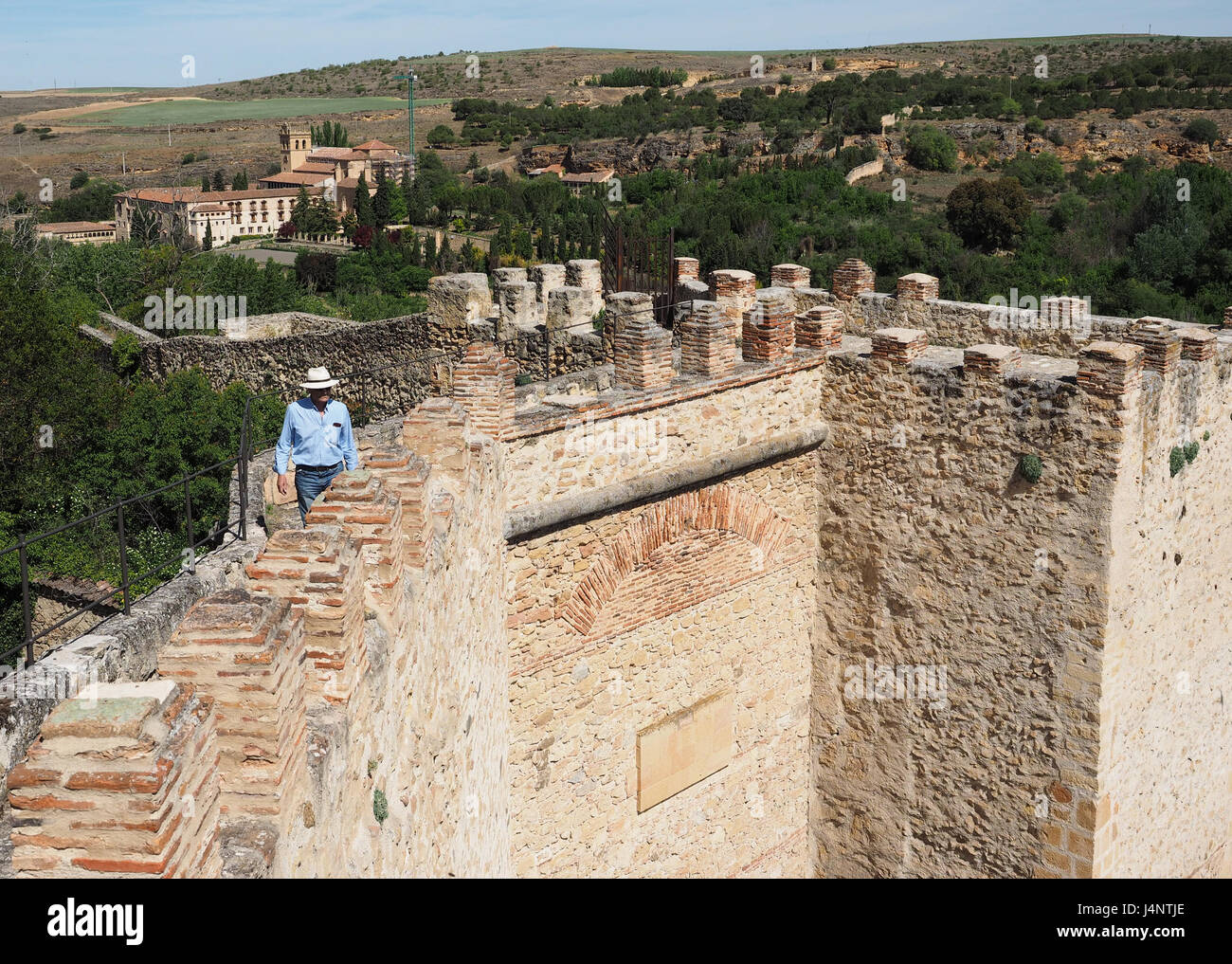 It Is One Of The Medieval City Fortifications Stock Photos