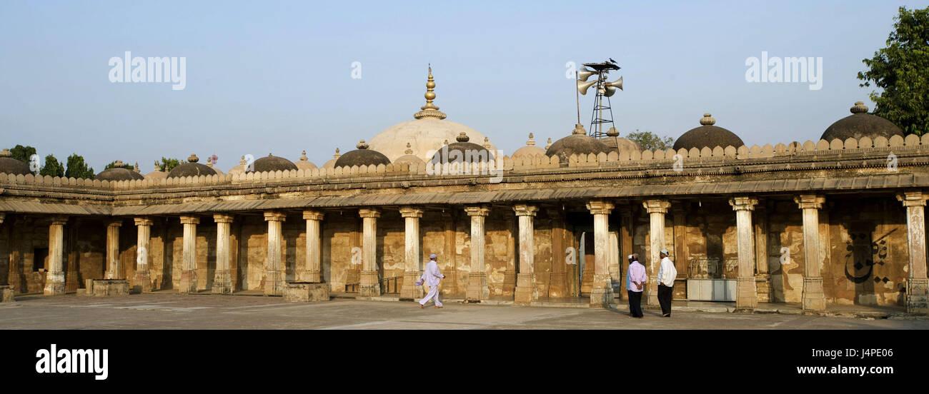 India, Gujarat, Ahmedabad, Sarkhej, - Stock Image