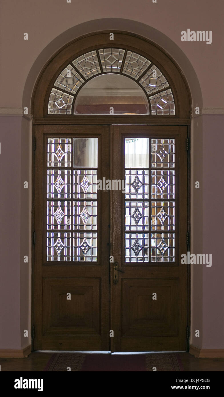 Door In The Livadija Palace Place Of Conference Yalta 1945