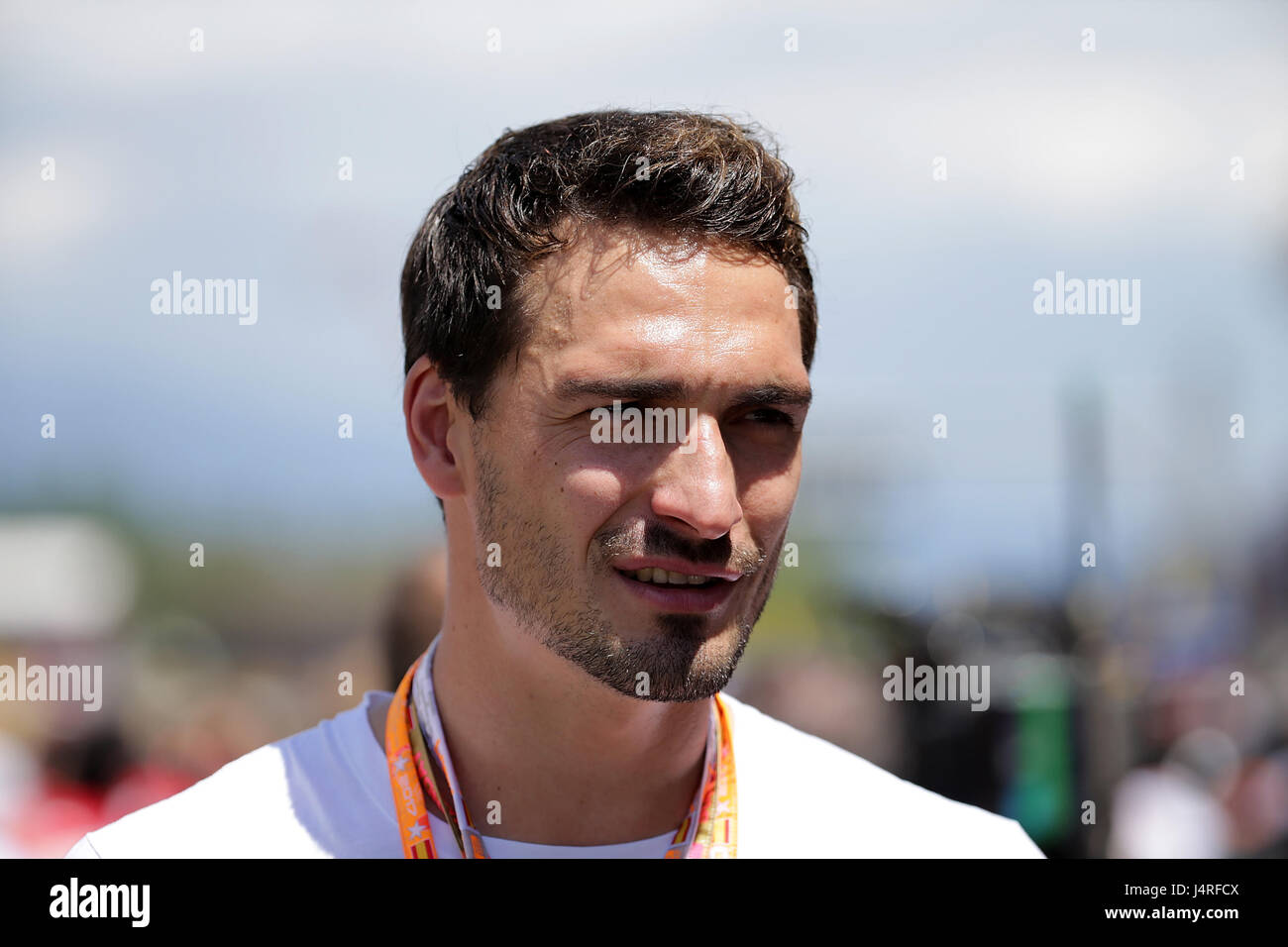 14.05.2017, Circuit de Catalunya, Barcelona, FORMULA 1 GRAN PREMIO DE ESPAÑA PIRELLI 2017  , im Bild Bayern - Stock Image