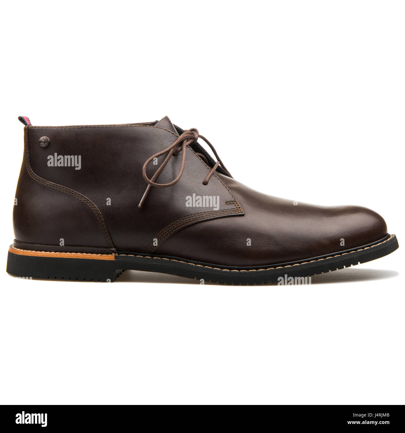 682c259689ac3 Timberland Earthkeepers Brook Park Leather Chukka Shoes Brown - 5511A -  Stock Image