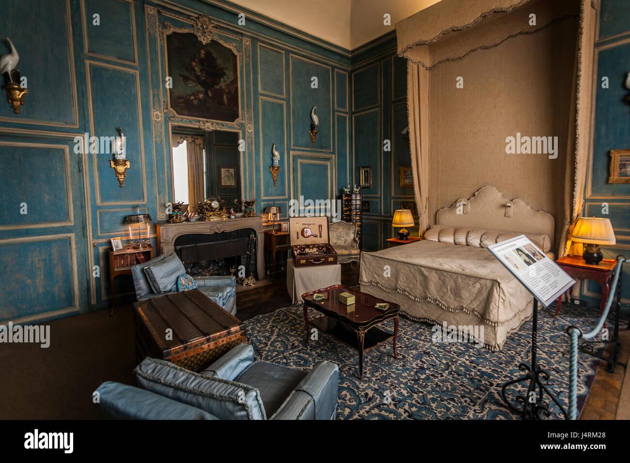 Castle Bedroom Stock Photos Castle Bedroom Stock Images Alamy