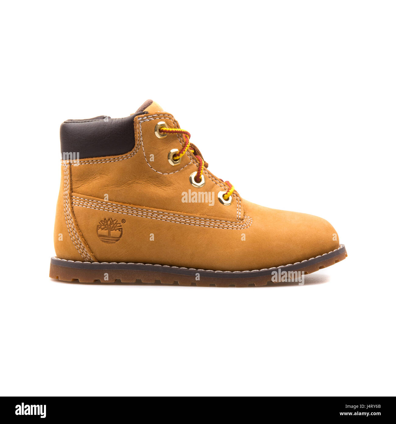1f72e665fa79 Timberland Pokey Pine 6in Boot Wheat Toddler s Leather - A125Q Stock ...