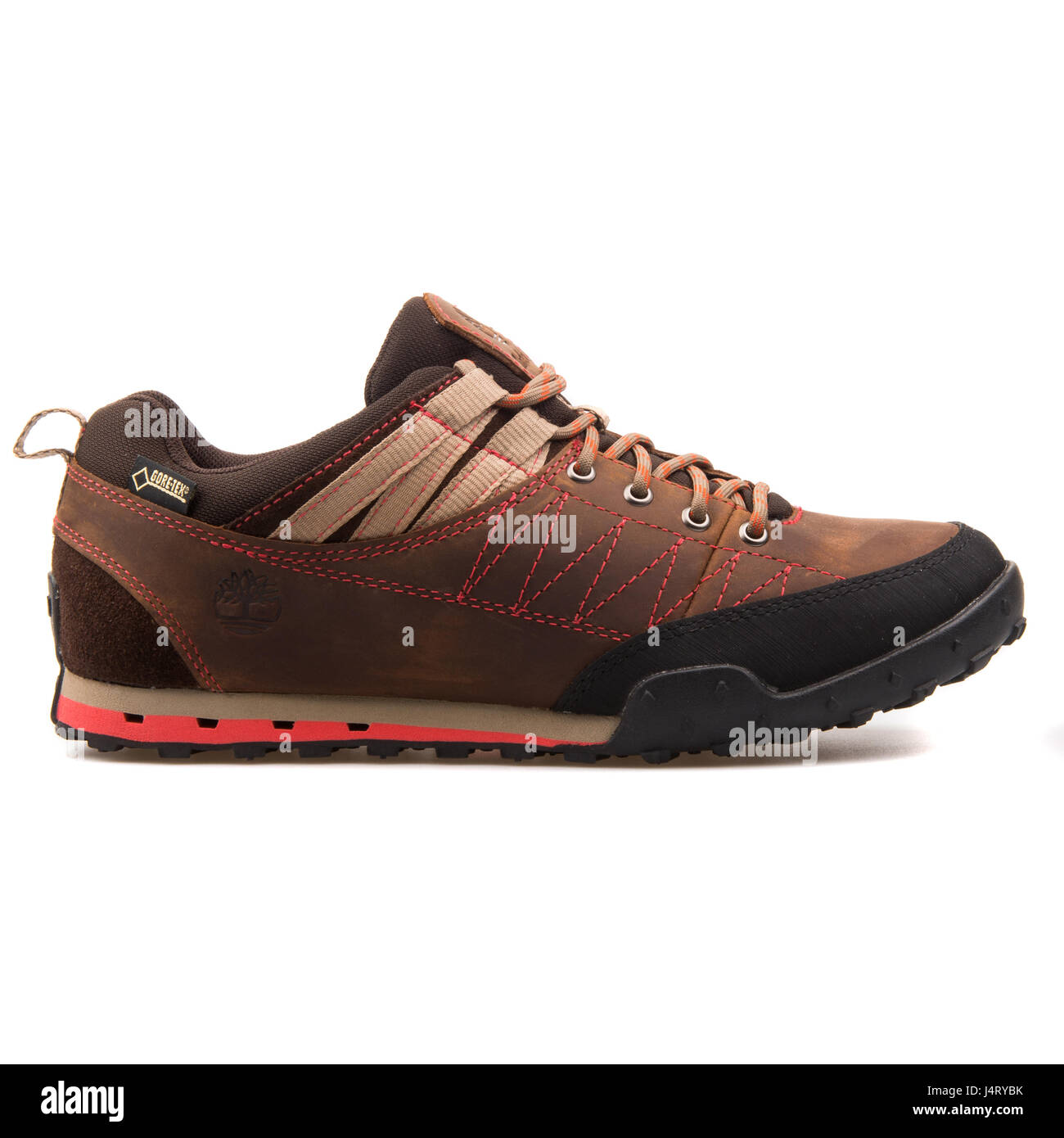 run shoes in stock shopping Timberland Greeley Approach Low Brown Leather Women's ...