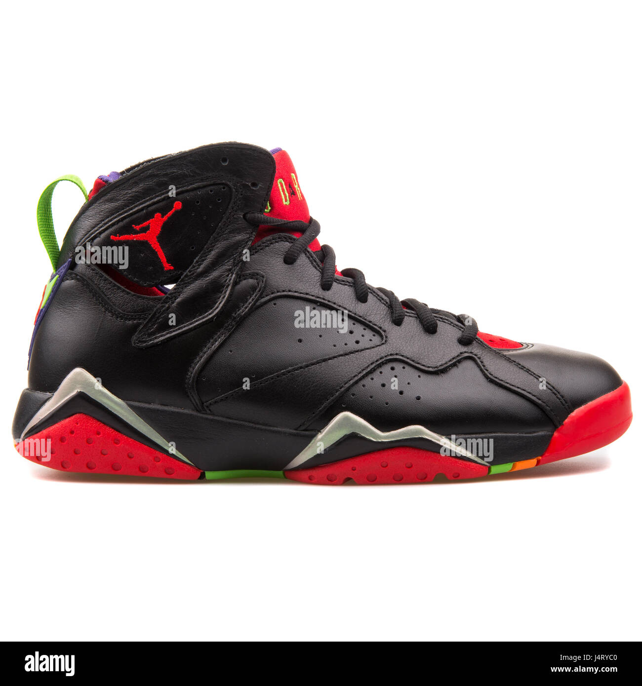buy popular fce62 4947f Nike Air Jordan 7 Retro - 304775-029 Stock Photo: 140667968 ...