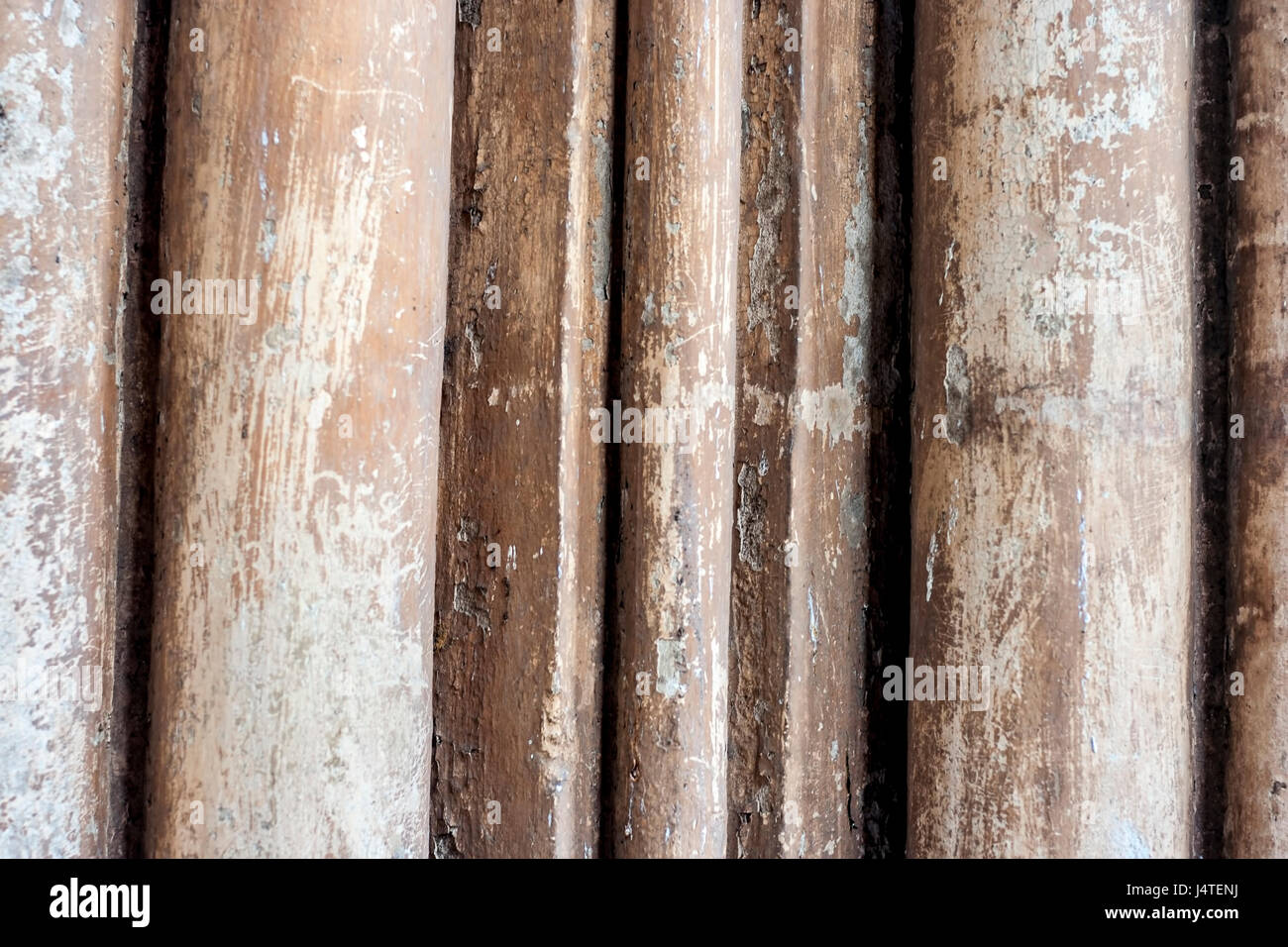 vintage wall as background & texture. - Stock Image