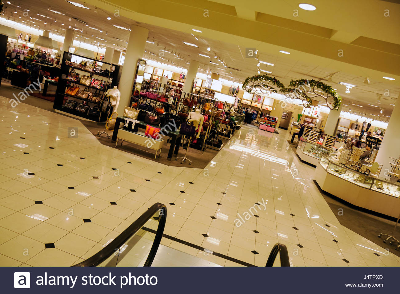Palm Beach Florida Gardens The Gardens Mall Nordstrom department ...