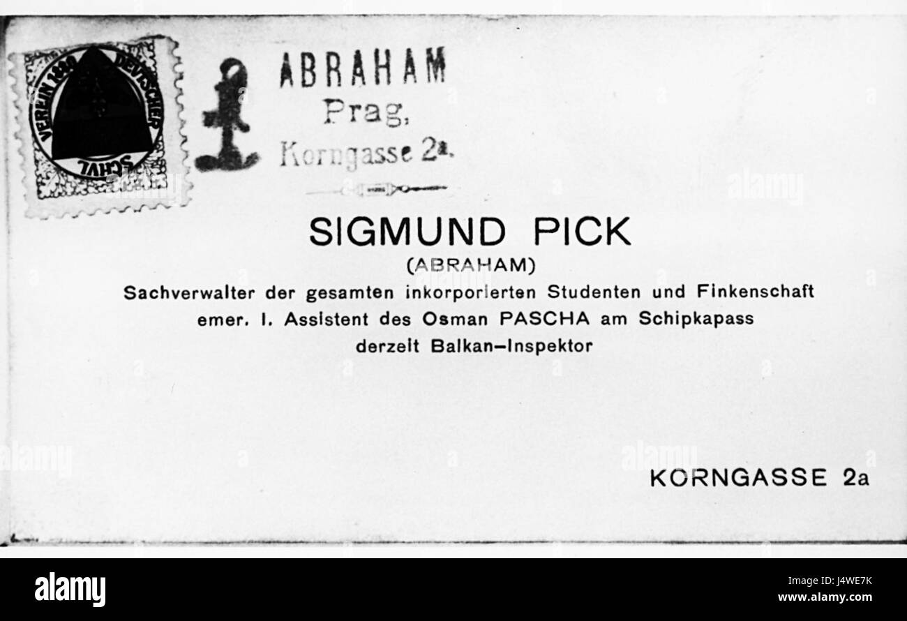 Sigmund Black And White Stock Photos Images Page 3 Alamy