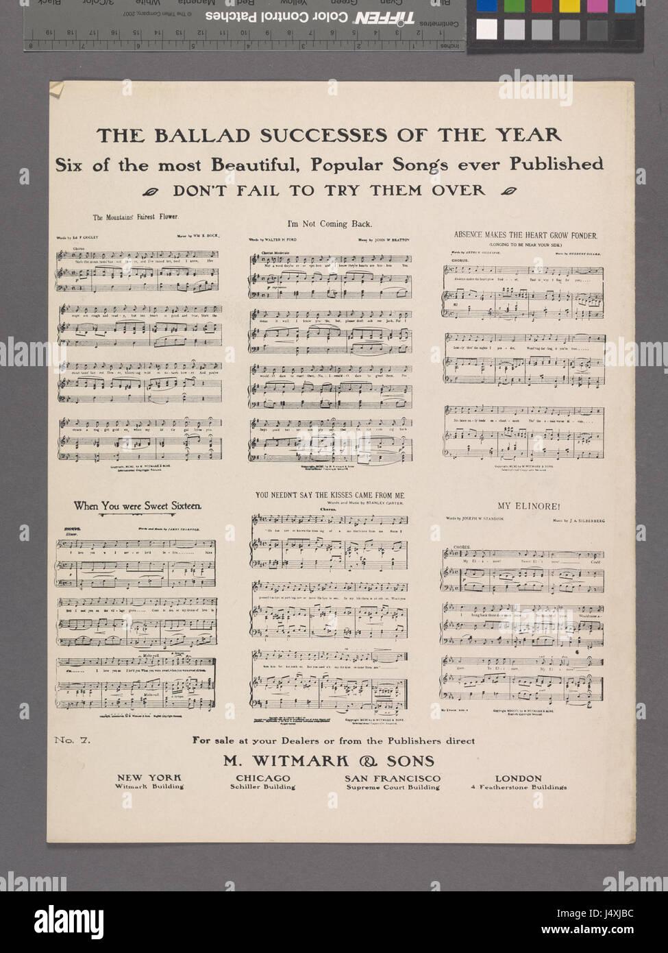 The bobolinks fancy ball (NYPL Hades 1924973 1953245) - Stock Image