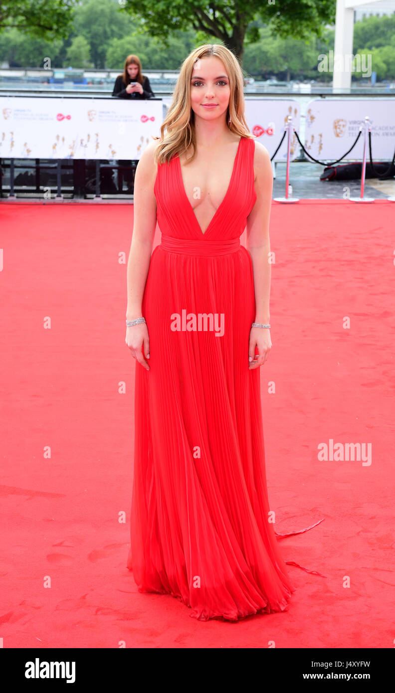 Jodie comer bafta television awards in london - 2019 year