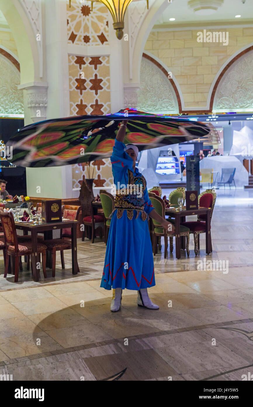 DUBAI MALL,DUBAI, UAE-15TH AUG 2015:-The Dubai mall is more than just shopping it is an experience. Stock Photo
