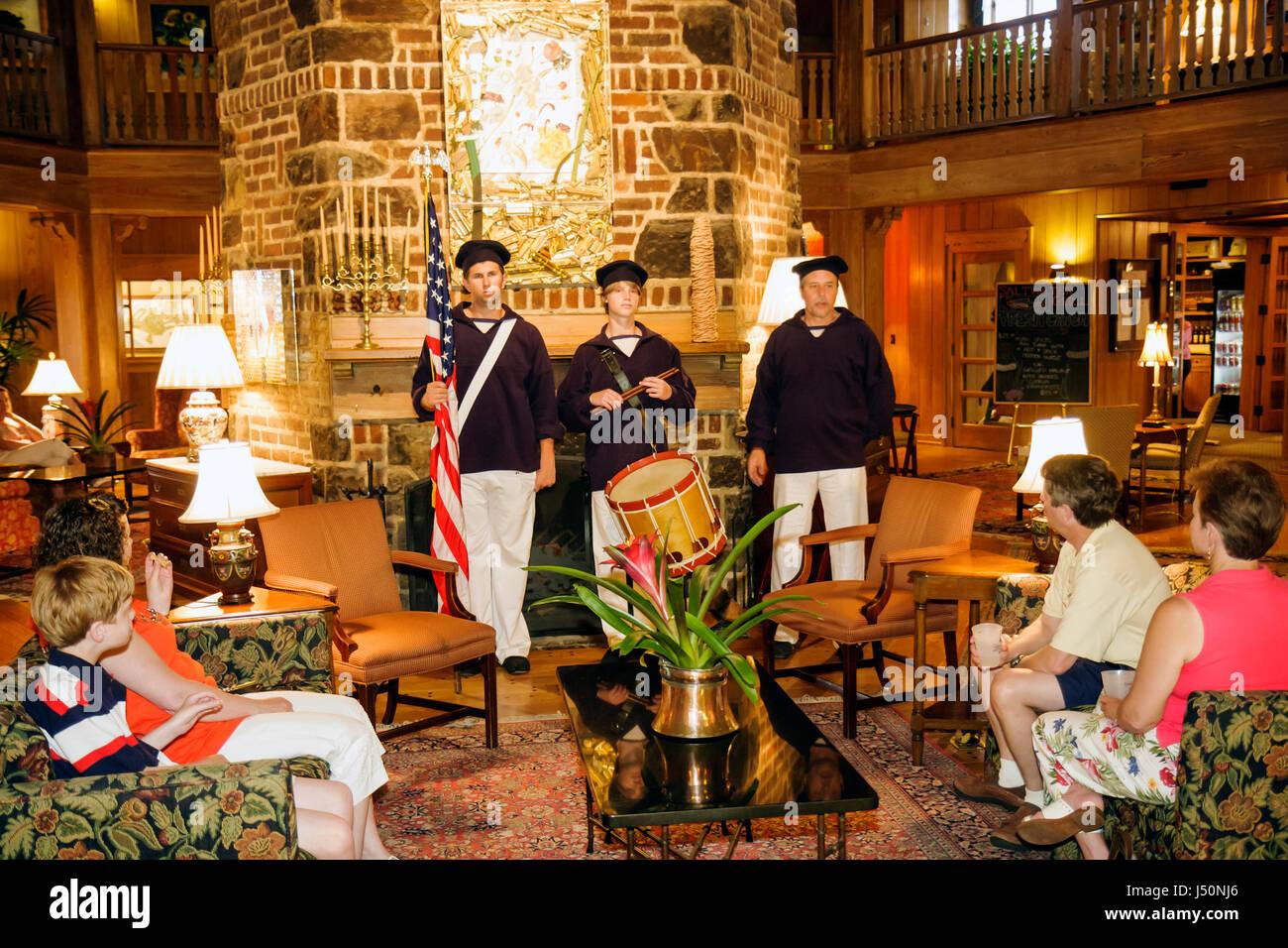 Alabama Al South Baldwin County Point Clear Grand Hotel Marriott Stock Photo Alamy