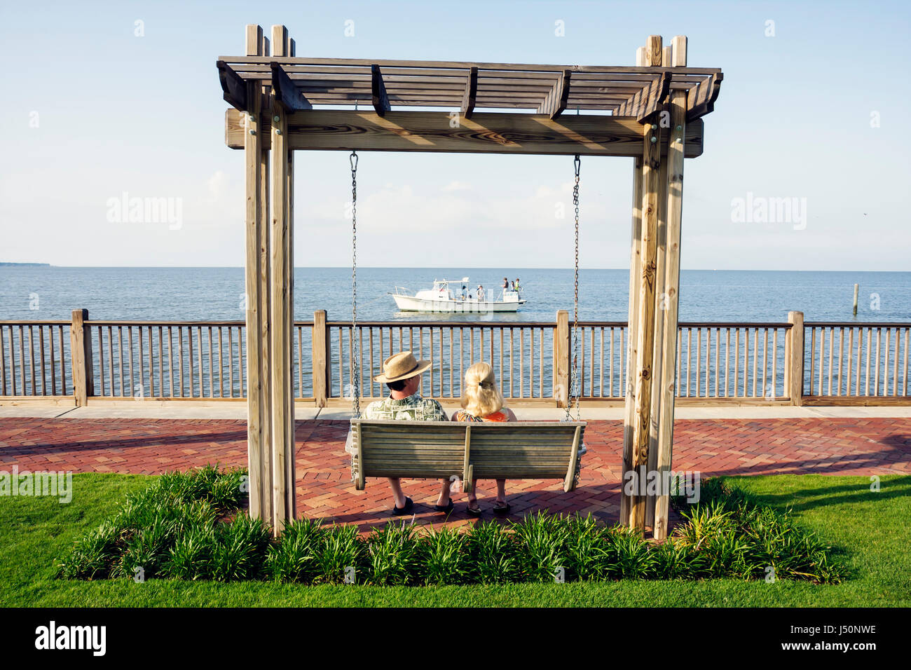 Alabama Point Clear Grand Hotel High Resolution Stock Photography And Images Alamy