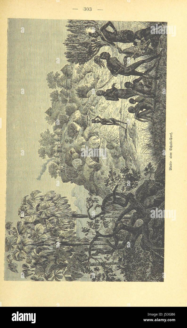 Image taken from page 333 of 'Der Mensch und seine Rassen. Mit ... Illustrationen' Stock Photo