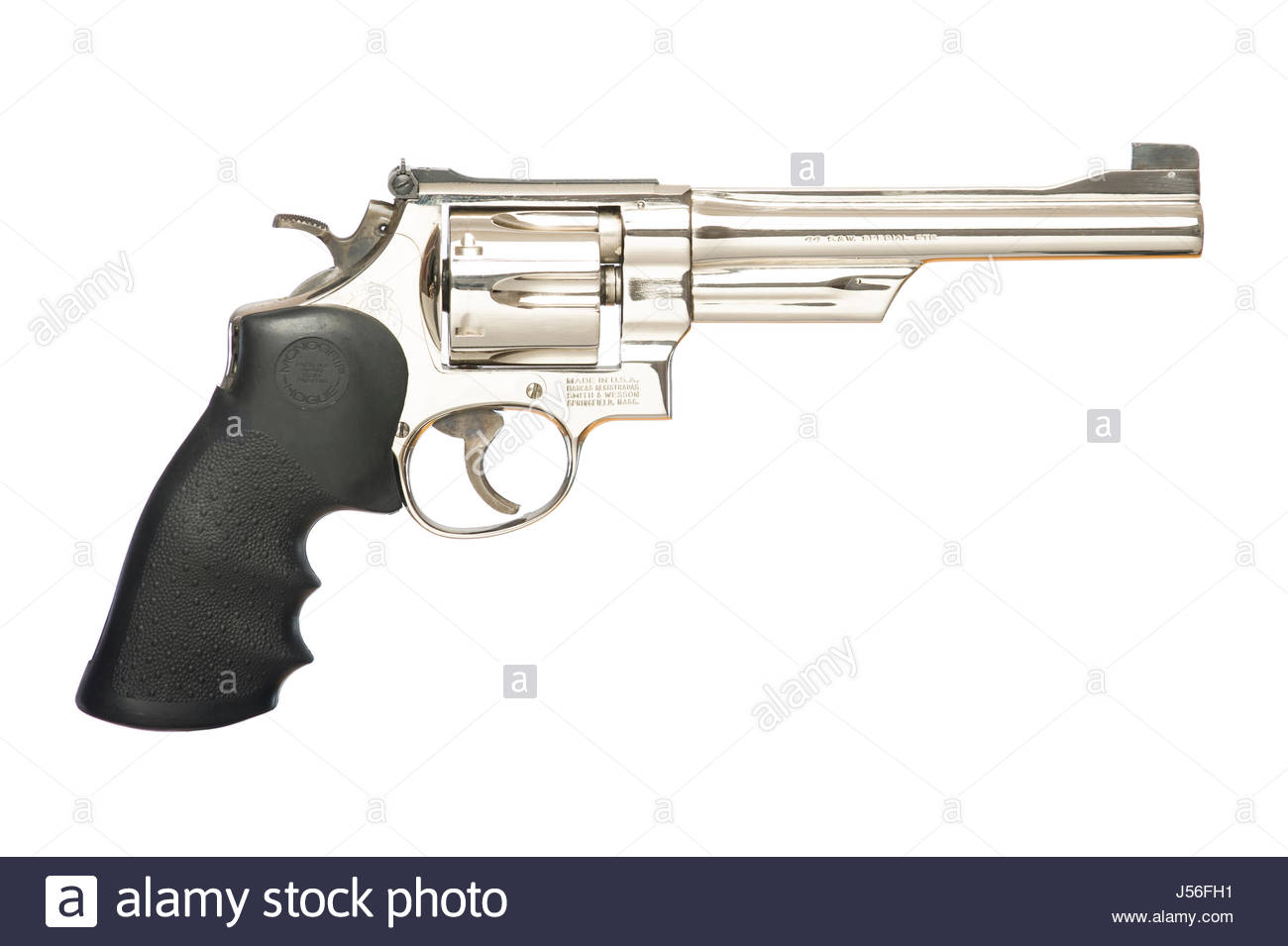 Smith & Wesson CTG, 44 special, N Frame, 6.5 inch barrel revolver ...