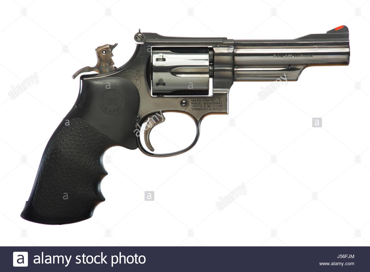 Smith & Wesson Model 57, .357 Magnum caliber, N frame, 4 inch barrel ...