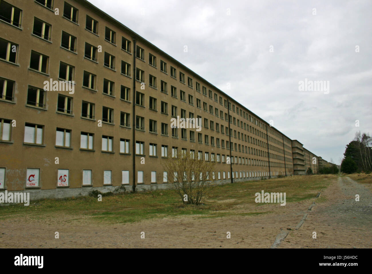 prora - color version iii - Stock Image