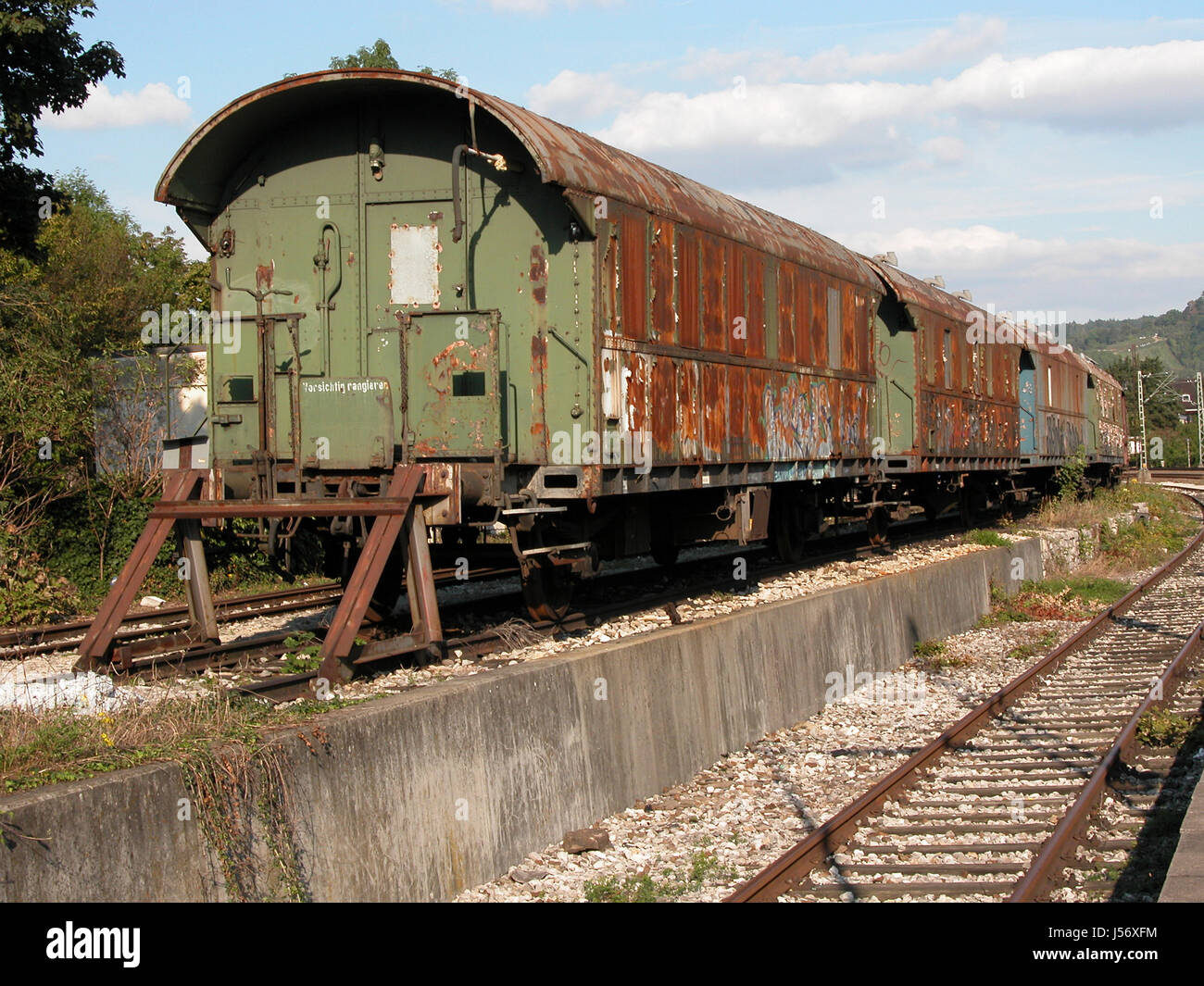 final destination - Stock Image
