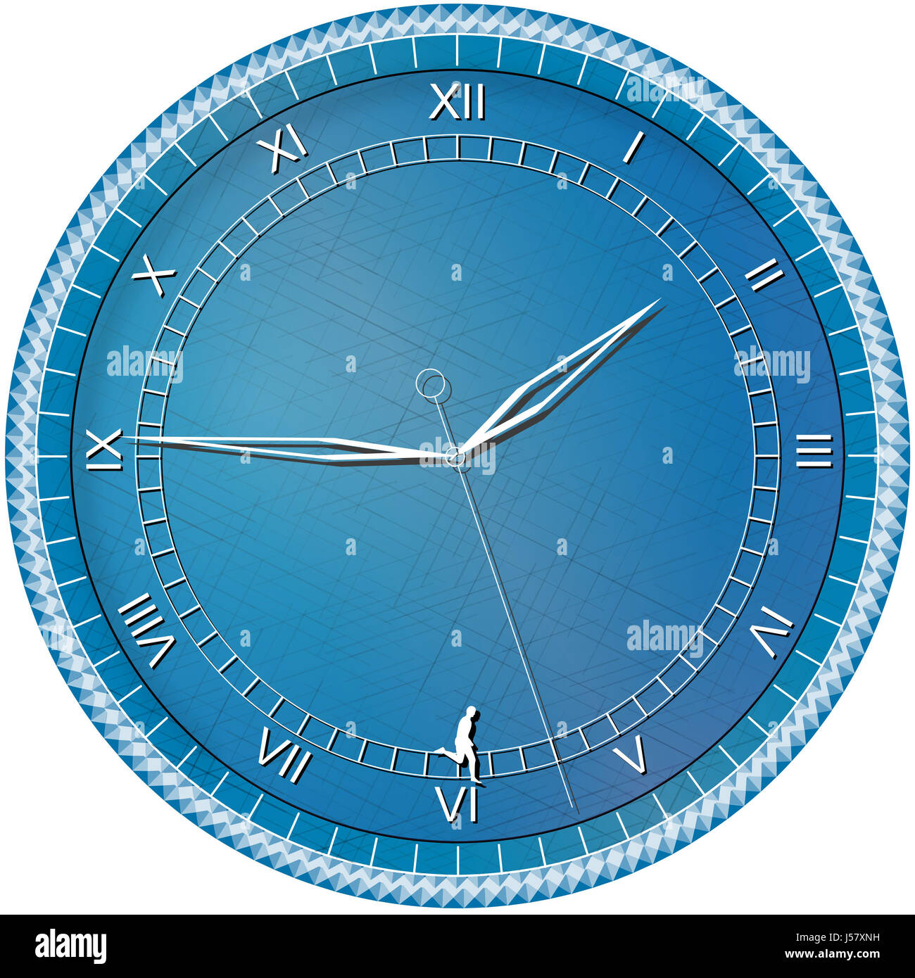 chronograph Stock Photo