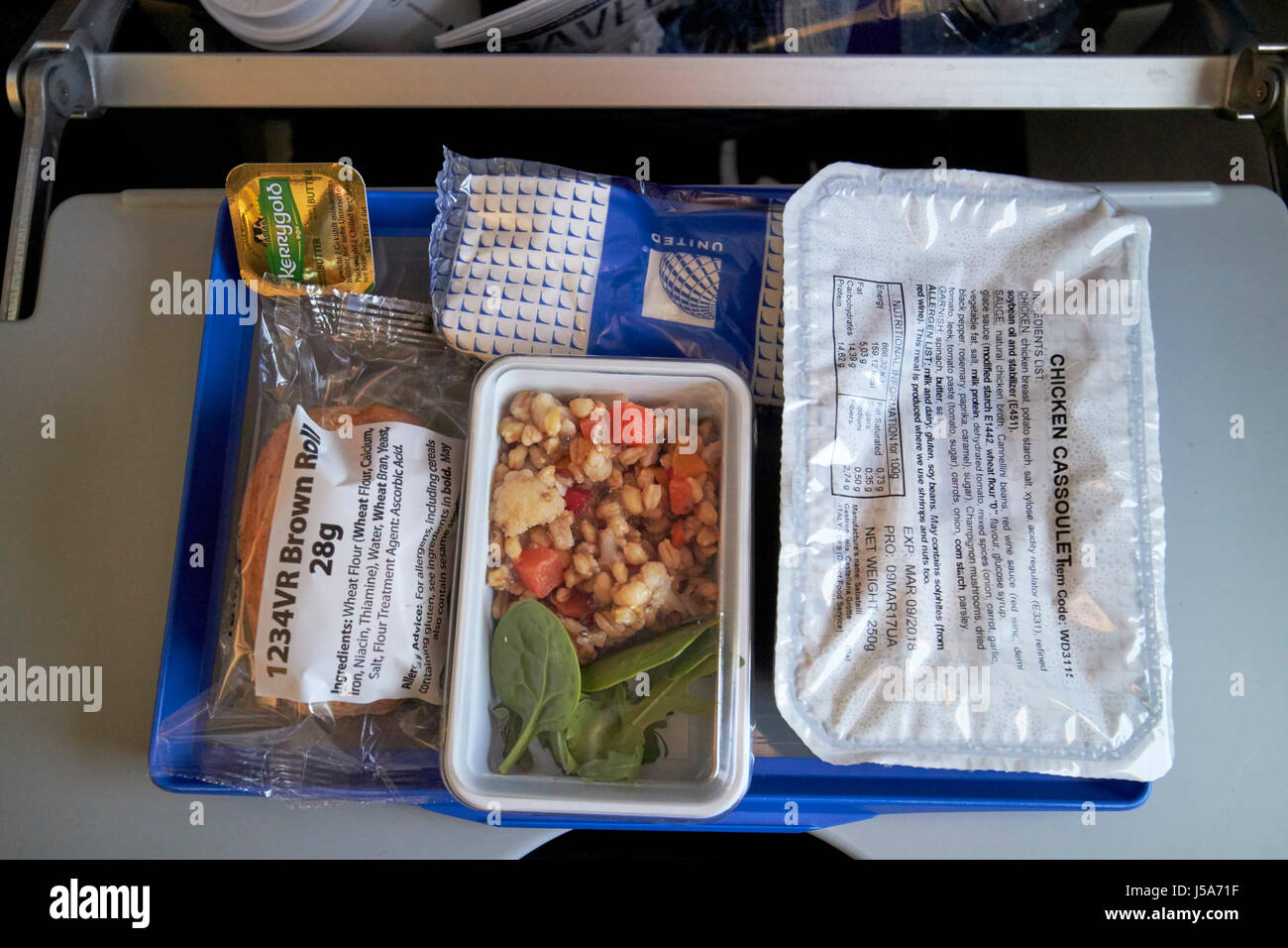 Thomson Inflight Meals >> Airline Food Catering Stock Photos Airline Food Catering Stock