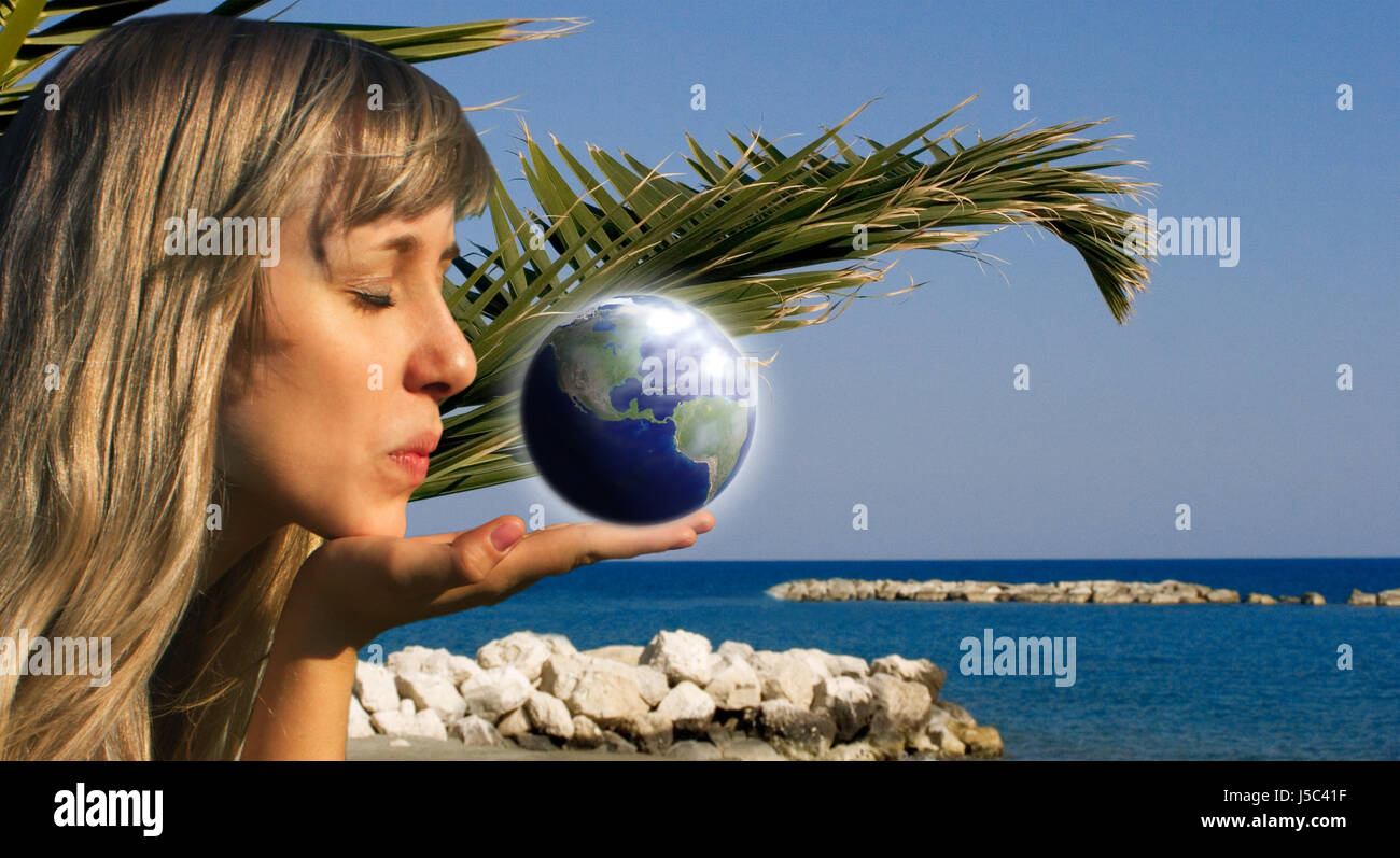 travel holiday vacation holidays vacations flight to make a journey globe Stock Photo