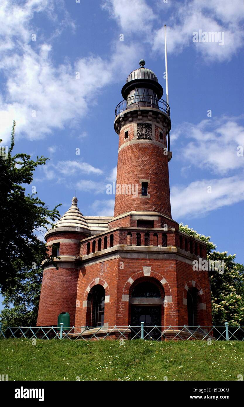 blue tower historical protection of historic buildings and monuments monument Stock Photo