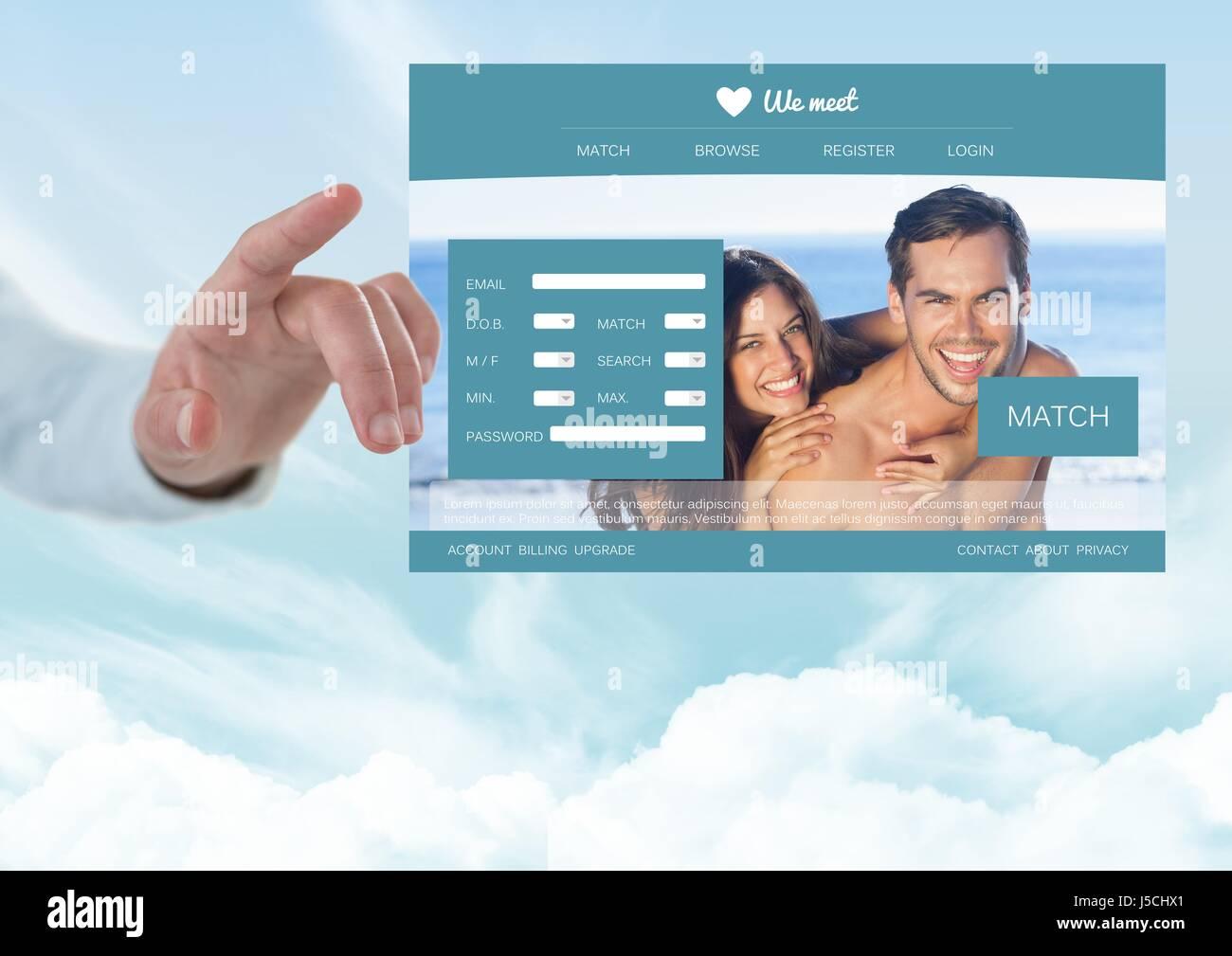 dating App CH