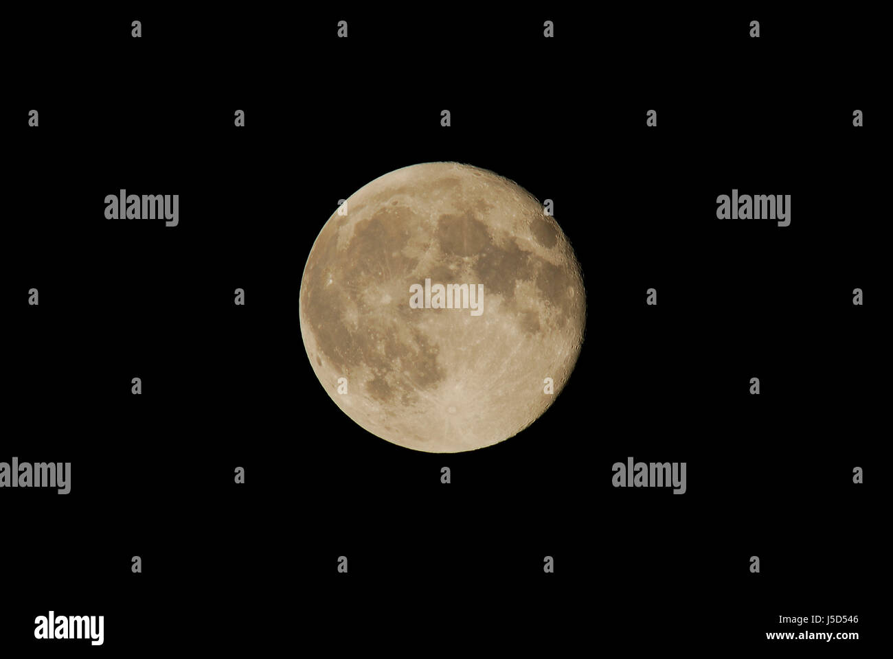 universe moon astrology full moon waning fascination decrease Stock