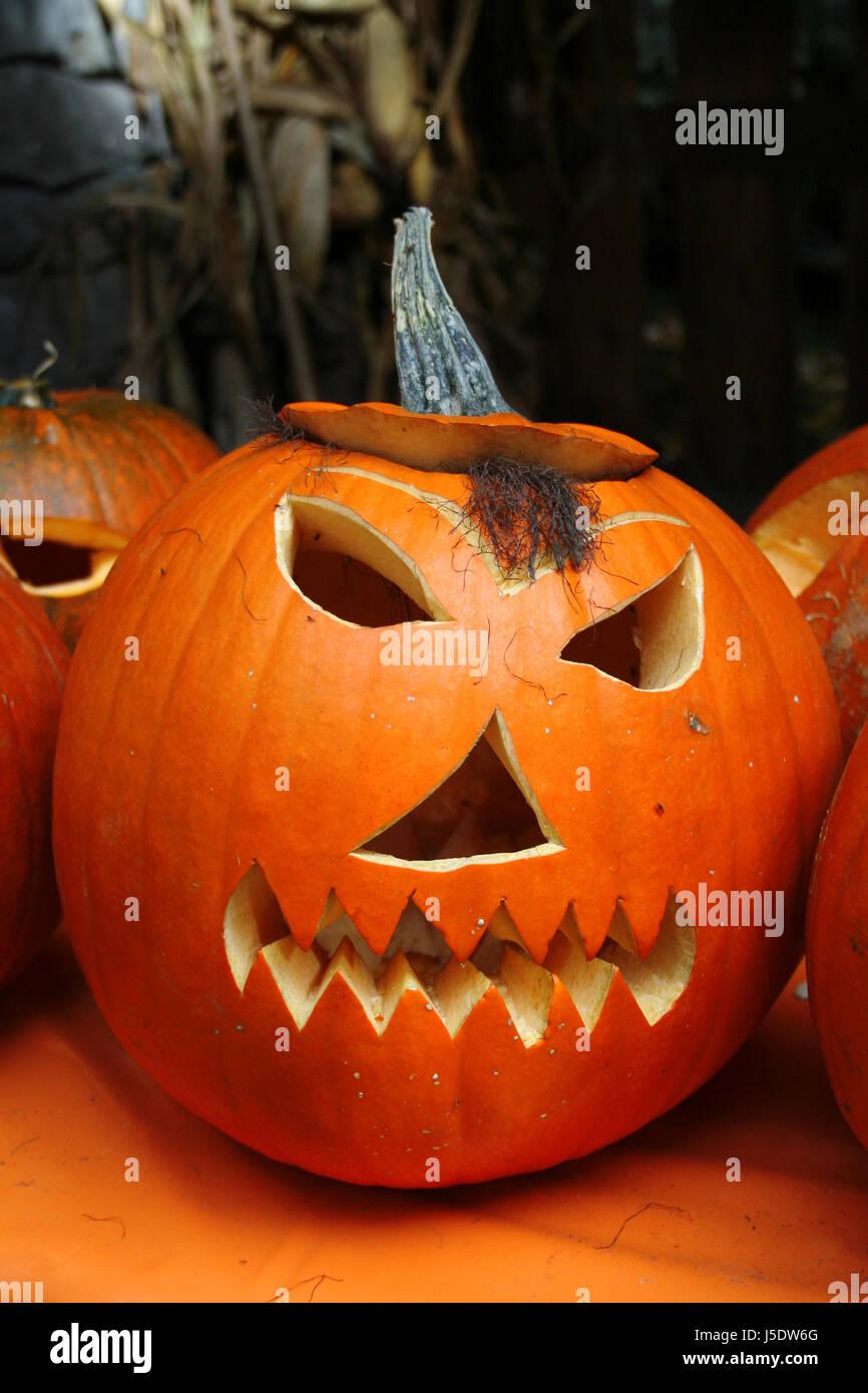 fruit scary deco creepy halloween decoration turnip tradition
