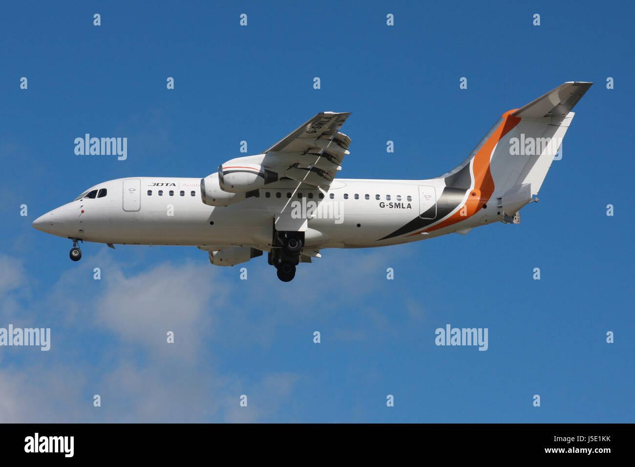 JOTA BAE 146 - Stock Image