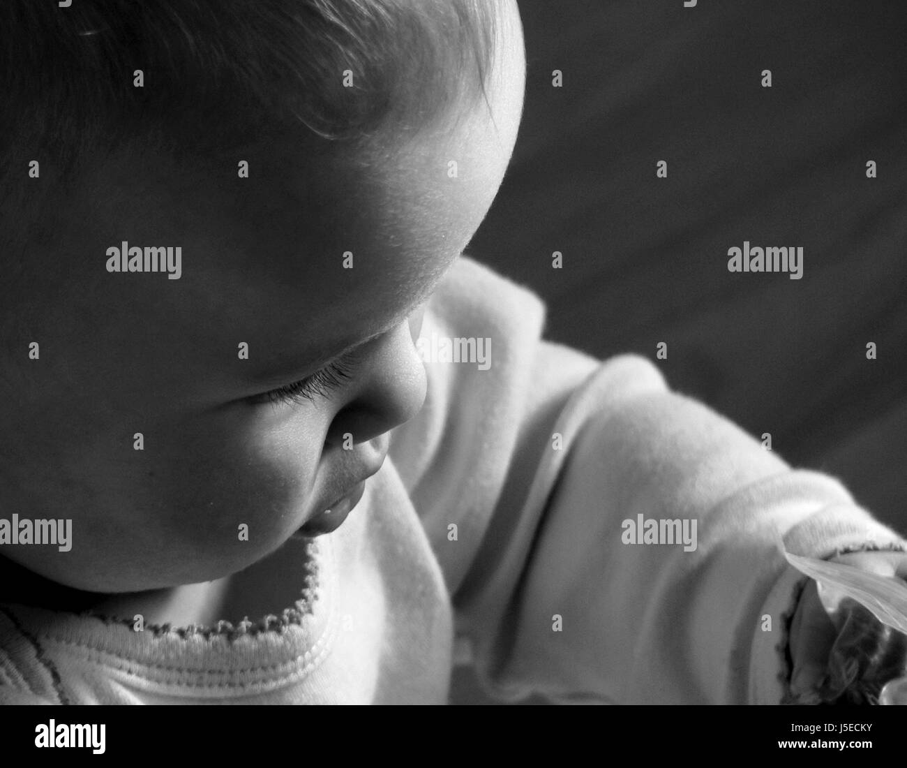 little darling - Stock Image