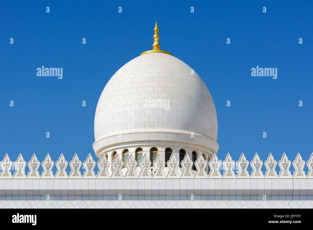 Exterior: Sheikh Zayed Grand Mosque, Abu Dhabi, United Arab Emirates