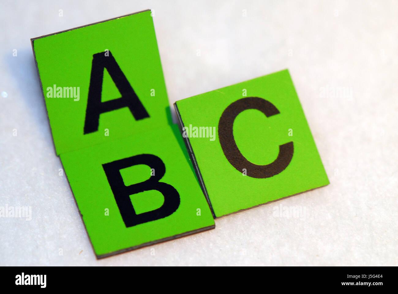 Alphabetic Letters Stock Photos & Alphabetic Letters Stock