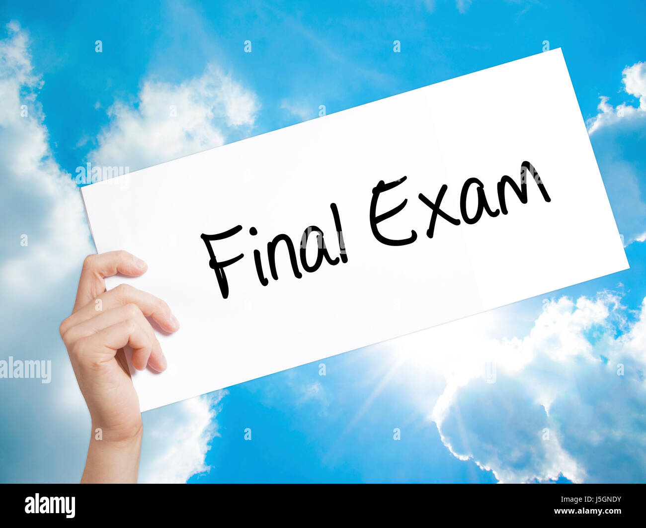 Final Exam Stock Photos & Final Exam Stock Images - Alamy