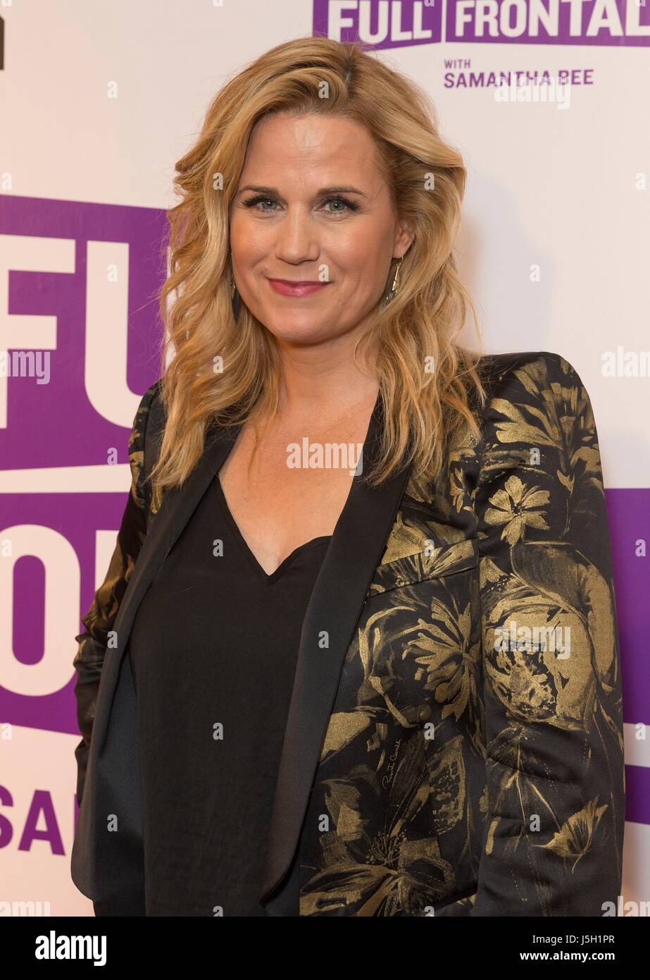 New York, NY, USA. 16th May, 2017. Allana Harkin at arrivals for TBS' FULL FRONTAL WITH SAMANTHA BEE FYC Event, Stock Photo