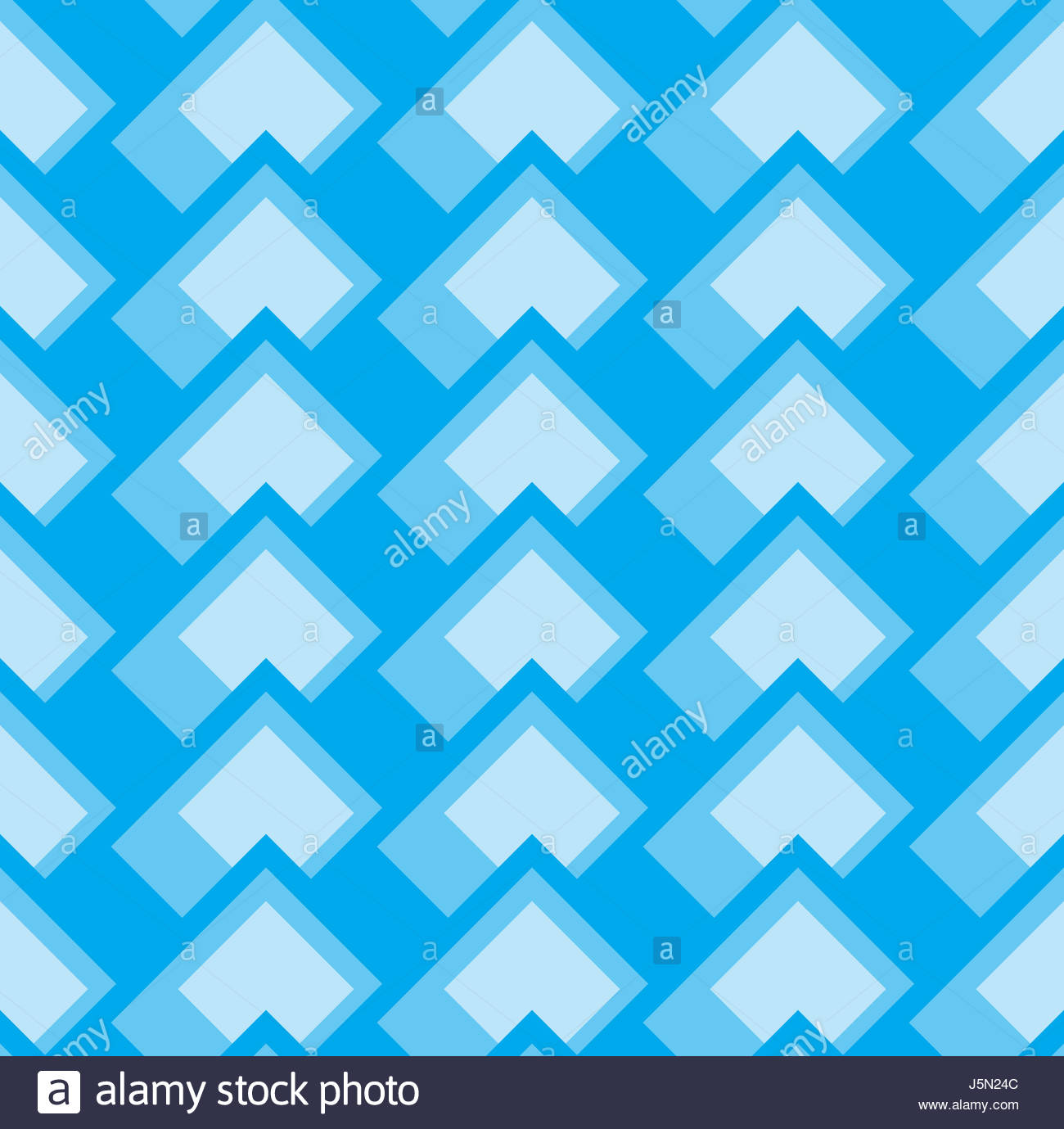 blue flow illustration ceramic tiles rhombuses angular tiles ...